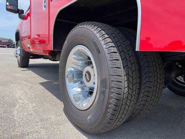 2021 Silverado 3500 Regular Cab 4x2,  Scelzi Signature Service Body #M224892 - photo 12