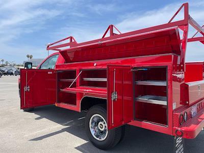 2021 Silverado 3500 Regular Cab 4x2,  Scelzi Signature Service Body #M224892 - photo 19