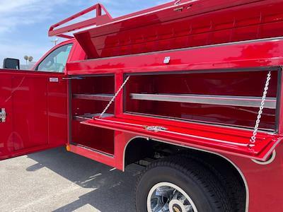 2021 Silverado 3500 Regular Cab 4x2,  Scelzi Signature Service Body #M224892 - photo 20