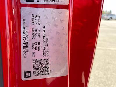 2021 Silverado 3500 Regular Cab 4x2,  Scelzi Signature Service Body #M224892 - photo 45
