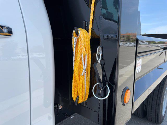 2021 Silverado 5500 Regular Cab DRW 4x2,  Scelzi Dump Body #M386216 - photo 14