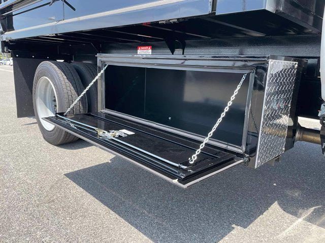 2021 Silverado 5500 Regular Cab DRW 4x2,  Scelzi Dump Body #M386216 - photo 16