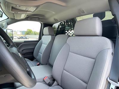 2021 Silverado 5500 Regular Cab DRW 4x2,  Scelzi Dump Body #M386216 - photo 40