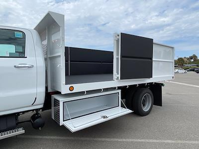 2021 Silverado 6500 Regular Cab DRW 4x2,  Scelzi Landscape Dump #M681020 - photo 23