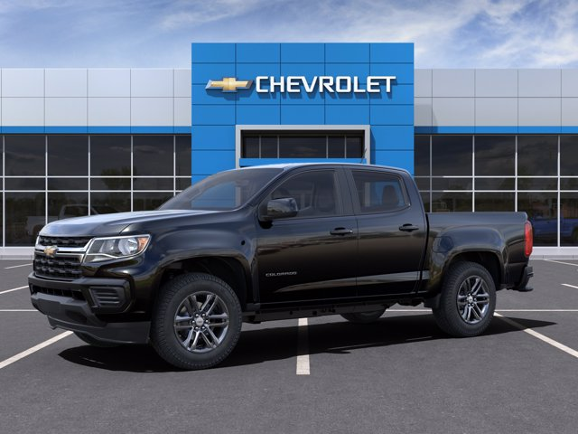 2021 Chevrolet Colorado Crew Cab RWD, Pickup #M141091 - photo 1