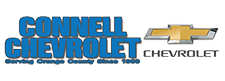 Connell Chevrolet logo