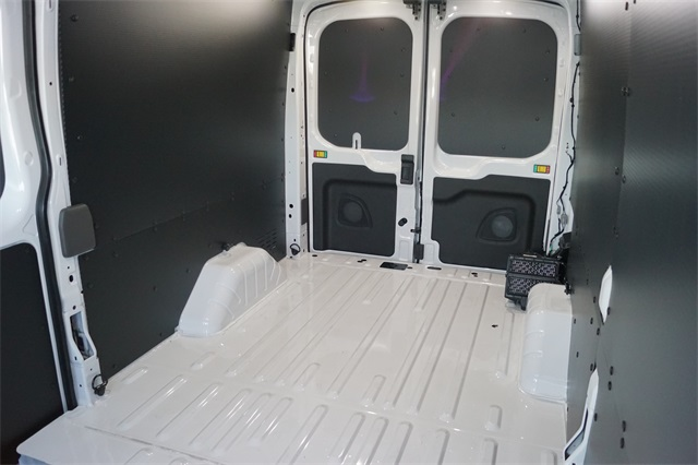 2020 Ford Transit 350 Med Roof 4x2, Empty Cargo Van #00008612 - photo 1