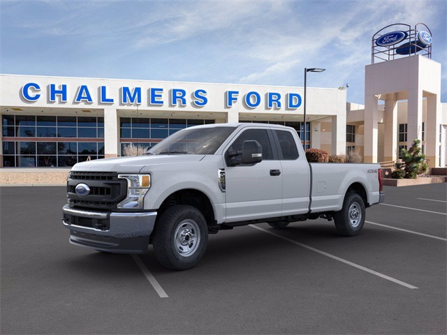 2020 Ford F-250 Super Cab 4x4, Cab Chassis #00008668 - photo 1