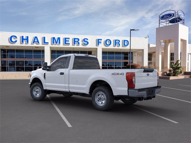 2020 Ford F-250 Regular Cab 4x4, Cab Chassis #00008669 - photo 1
