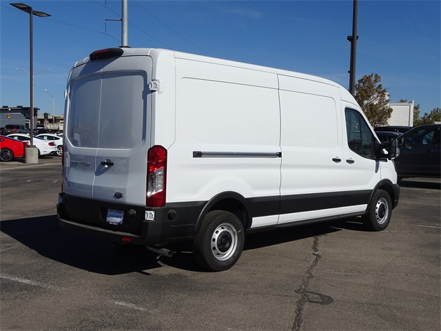 2020 Ford Transit 250 Med Roof 4x2, Empty Cargo Van #00008696 - photo 1