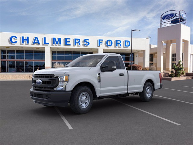 2021 Ford F-250 Regular Cab 4x2, Cab Chassis #00018267 - photo 1