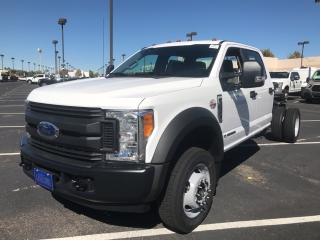 2017 F-550 Crew Cab DRW Cab Chassis #00078599 - photo 1