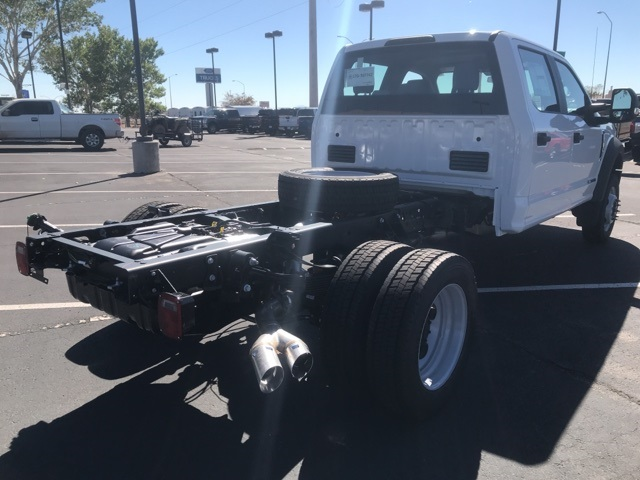 2017 F-550 Crew Cab DRW, Cab Chassis #00078599 - photo 7