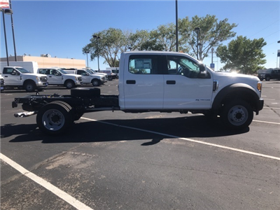 2017 F-550 Crew Cab DRW Cab Chassis #00078599 - photo 8