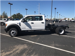 2017 F-550 Crew Cab DRW Cab Chassis #00078599 - photo 5