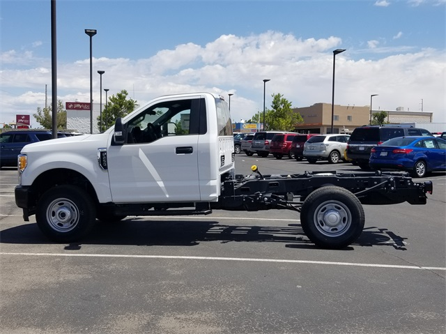 2017 F-250 Regular Cab 4x4,  Cab Chassis #00078609 - photo 7