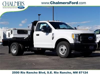 2017 F-350 Regular Cab DRW 4x2,  Knapheide PGNB Gooseneck Platform Body #00078710 - photo 1