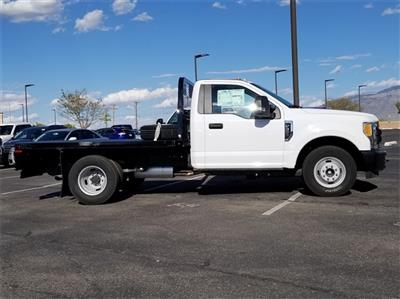 2017 F-350 Regular Cab DRW 4x2,  Knapheide PGNB Gooseneck Platform Body #00078710 - photo 4