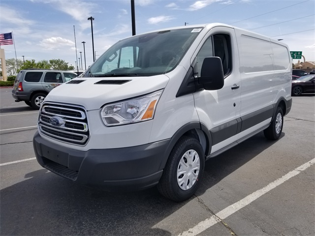 2017 Transit 150 Low Roof 4x2,  Upfitted Cargo Van #00078731 - photo 8