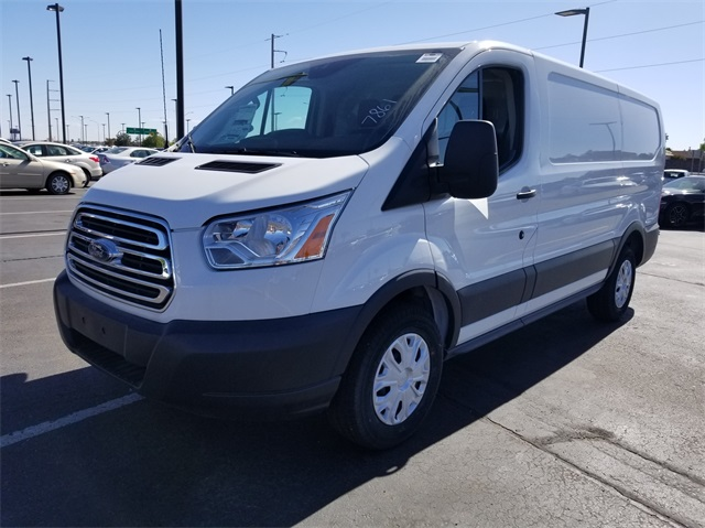 2017 Transit 150 Low Roof 4x2,  Empty Cargo Van #00078733 - photo 8