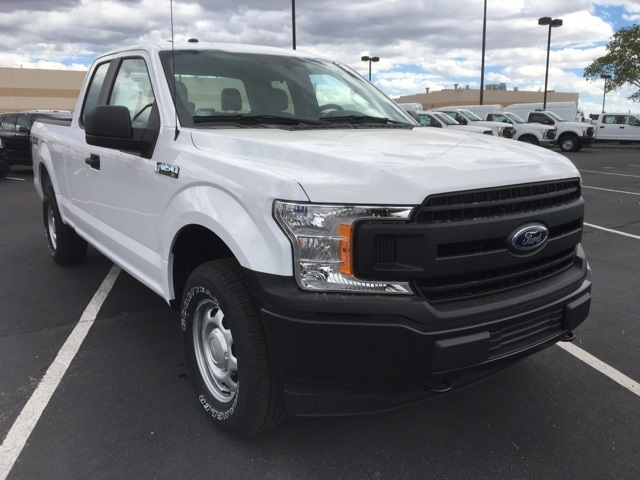 2018 F-150 Super Cab 4x4, Pickup #00088031 - photo 4