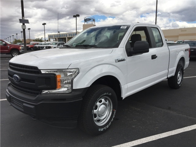2018 F-150 Super Cab 4x4, Pickup #00088031 - photo 1