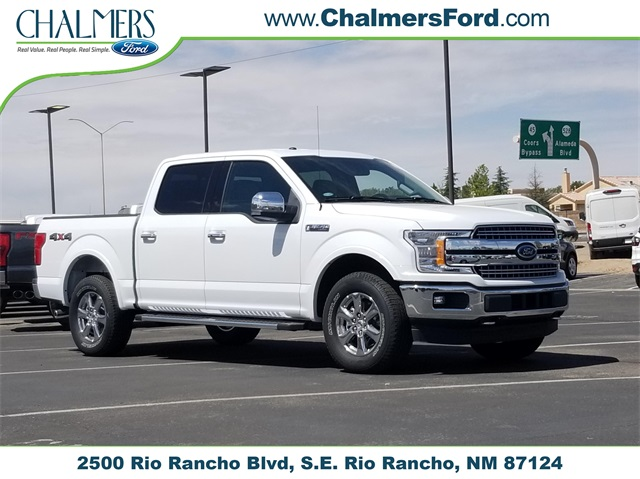 2018 F-150 SuperCrew Cab 4x4,  Pickup #00088175 - photo 1
