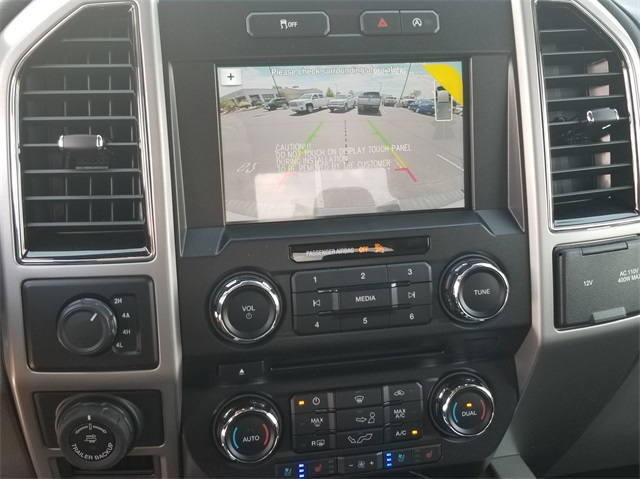 2018 F-150 SuperCrew Cab 4x4,  Pickup #00088175 - photo 11