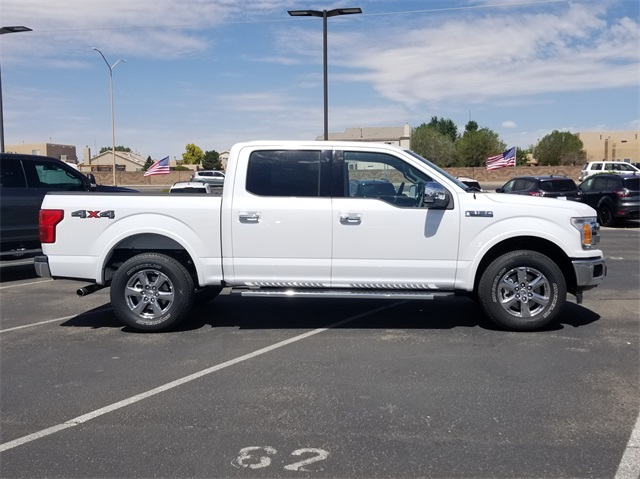2018 F-150 SuperCrew Cab 4x4,  Pickup #00088175 - photo 4