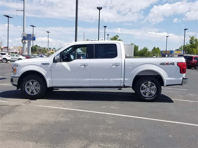 2018 F-150 SuperCrew Cab 4x4,  Pickup #00088175 - photo 7