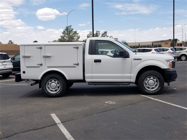 2018 F-150 Regular Cab 4x4,  Refrigerated Body #00088186 - photo 4