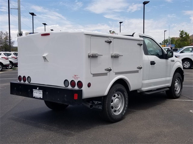 2018 F-150 Regular Cab 4x4,  Refrigerated Body #00088186 - photo 2