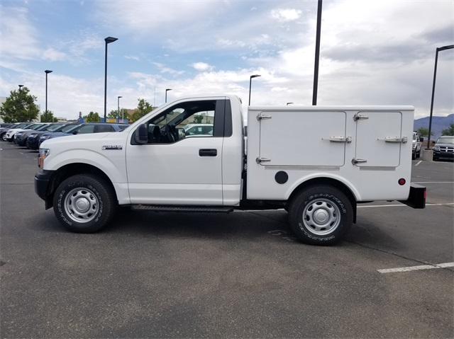 2018 F-150 Regular Cab 4x4,  Refrigerated Body #00088186 - photo 7