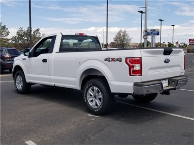 2018 F-150 Regular Cab 4x4,  Pickup #00088281 - photo 6