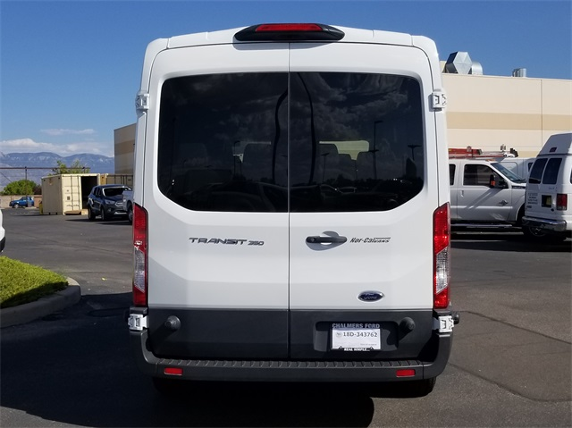 2018 Transit 350 Med Roof 4x2,  Passenger Wagon #00088720 - photo 5