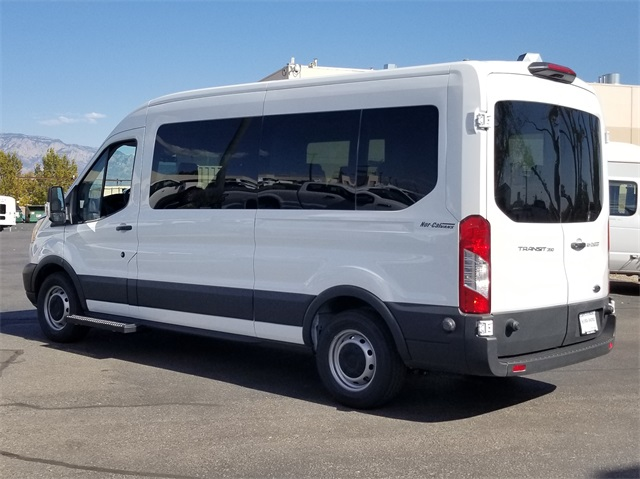 2018 Transit 350 Med Roof 4x2,  Passenger Wagon #00088720 - photo 6