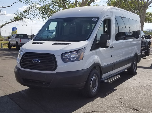 2018 Transit 350 Med Roof 4x2,  Passenger Wagon #00088720 - photo 8