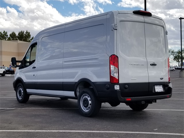 2019 Transit 250 Medium Roof 4x2,  Empty Cargo Van #00098128 - photo 6