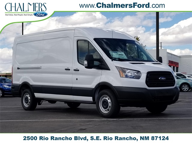 2019 Transit 250 Medium Roof 4x2,  Empty Cargo Van #00098129 - photo 1