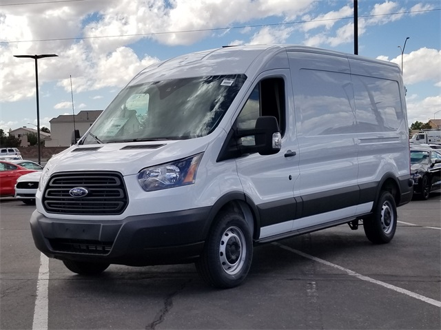2019 Transit 250 Medium Roof 4x2,  Empty Cargo Van #00098129 - photo 8