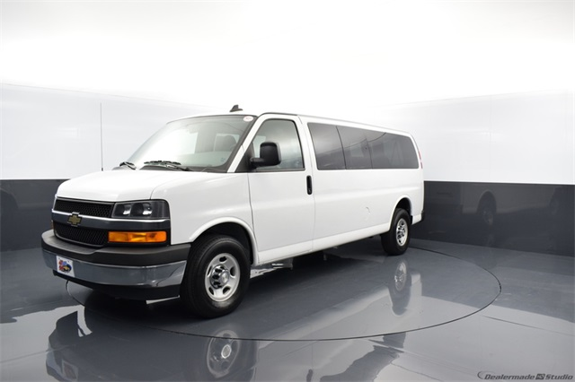 2017 Chevrolet Express 3500, Passenger Wagon #71171Z - photo 1