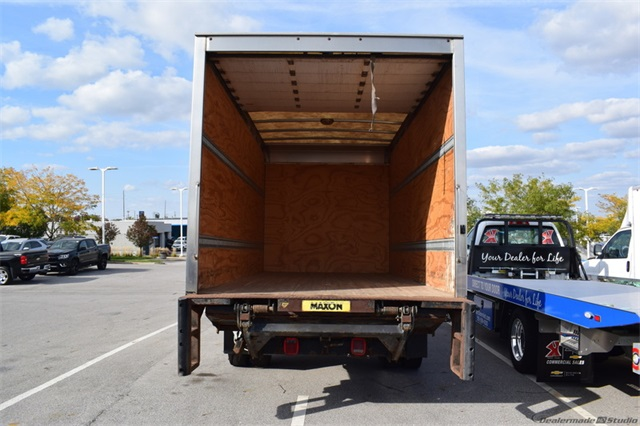 2011 Ford F-550 Regular Cab DRW 4x2, Dry Freight #72337A - photo 7