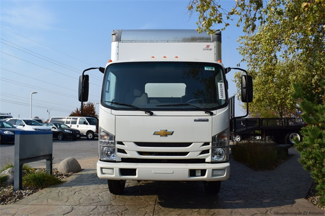 2020 Chevrolet LCF 4500 Regular Cab 4x2, Supreme Iner-City Dry Freight #73186 - photo 3