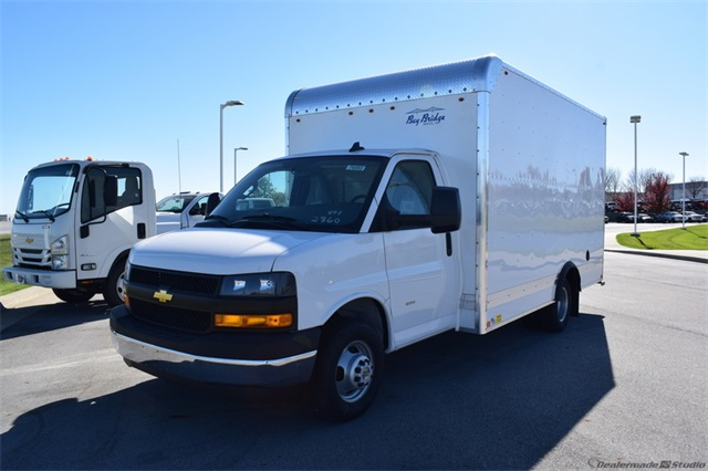 2020 Chevrolet Express 3500 4x2, Bay Bridge Cutaway Van #74393 - photo 1