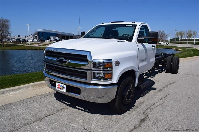 2021 Chevrolet Silverado 5500 Regular Cab DRW 4x2, Cab Chassis #78881 - photo 1