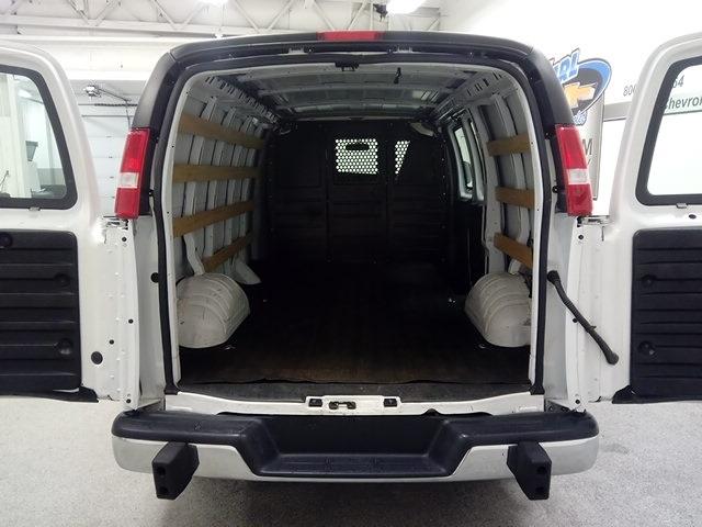 2018 GMC Savana 2500 4x2, Empty Cargo Van #R33180 - photo 1