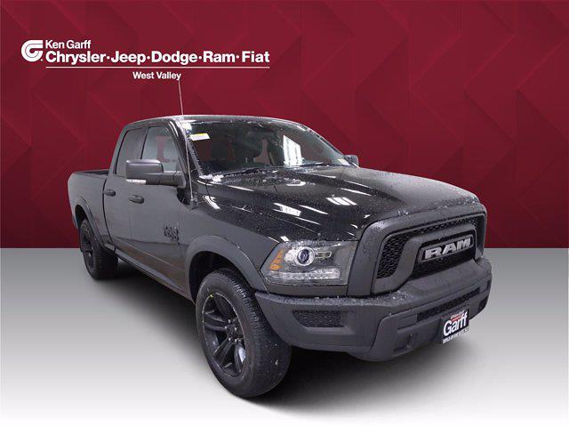 2021 Ram 1500 Quad Cab 4x4, Pickup #1D10168 - photo 1