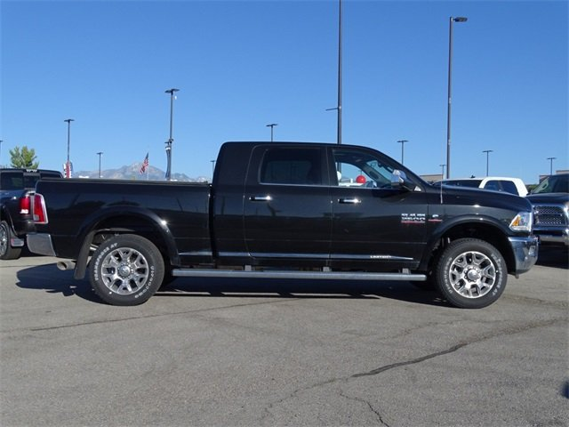2017 Ram 3500 Mega Cab 4x4,  Pickup #1D70077 - photo 3