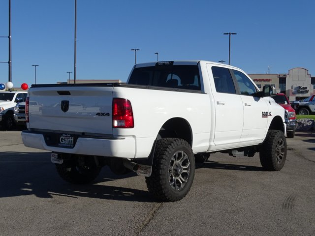 2017 Ram 3500 Crew Cab 4x4,  Pickup #1D70428 - photo 2