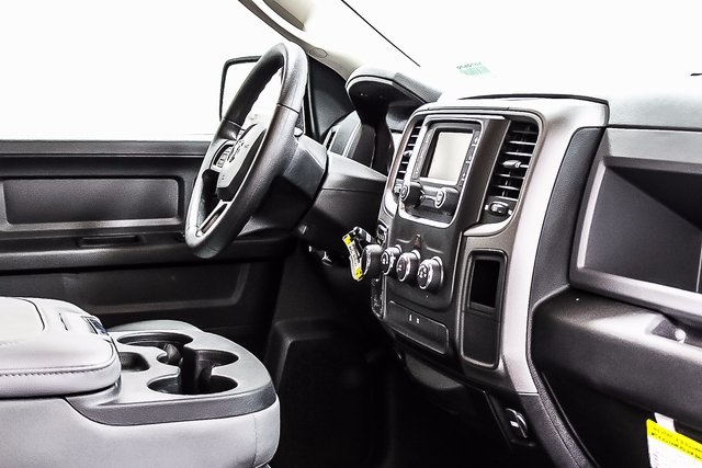 2017 Ram 1500 Crew Cab 4x4 Pickup #1D70530 - photo 8